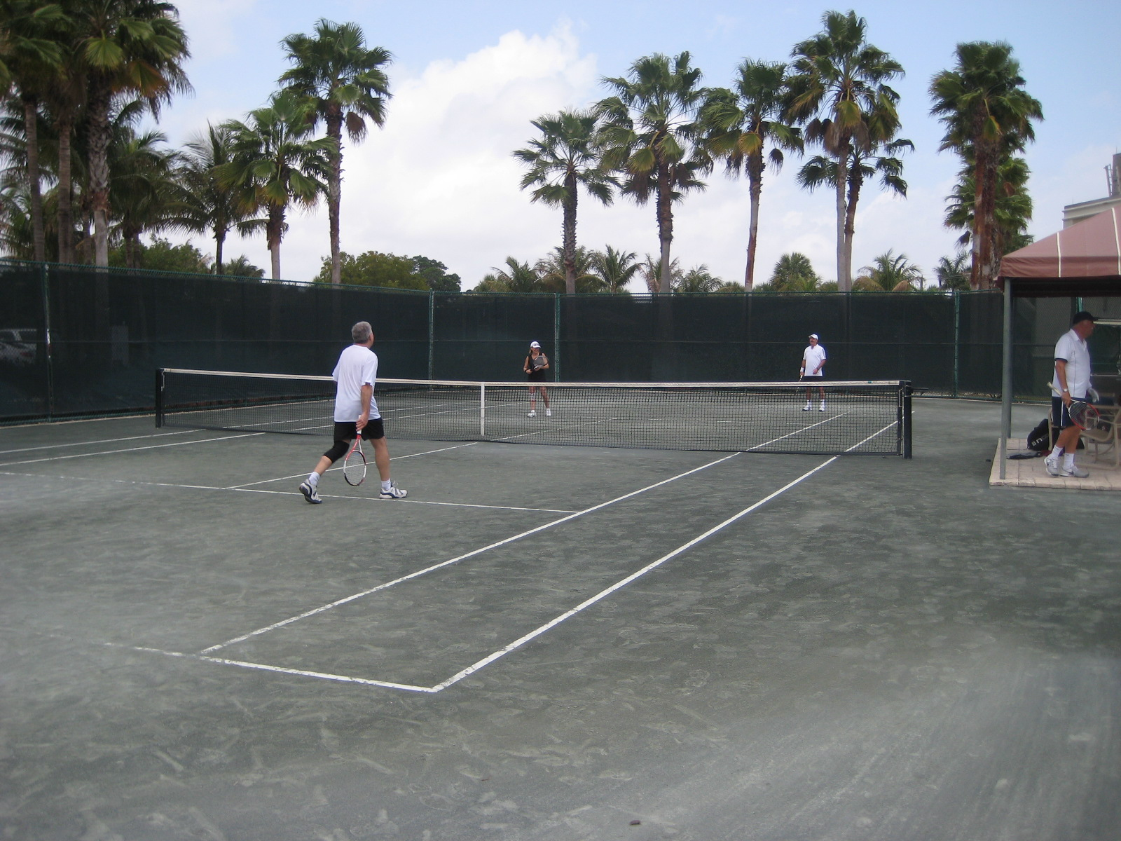 tennis cruise image 1